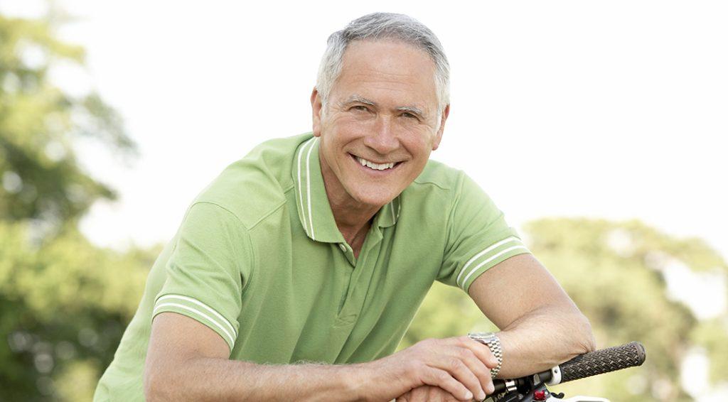 Cuidados com a saúde do homem depois dos 50