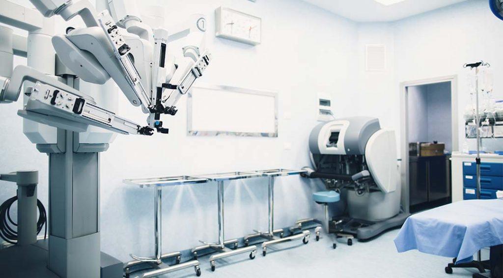 Como é a recuperação da prostatectomia robótica